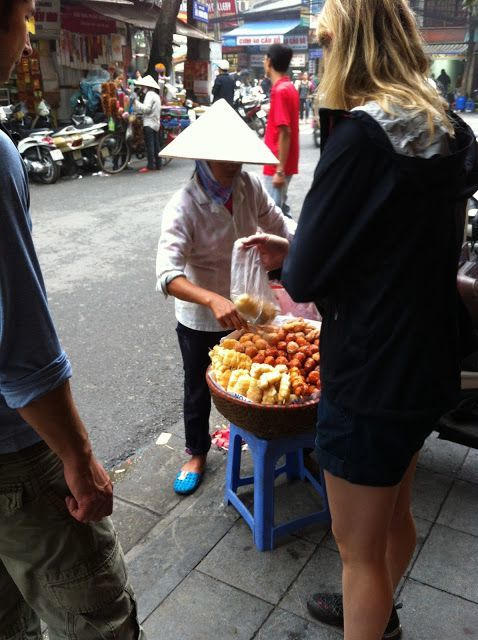 Visiting Vietnam with a backpack