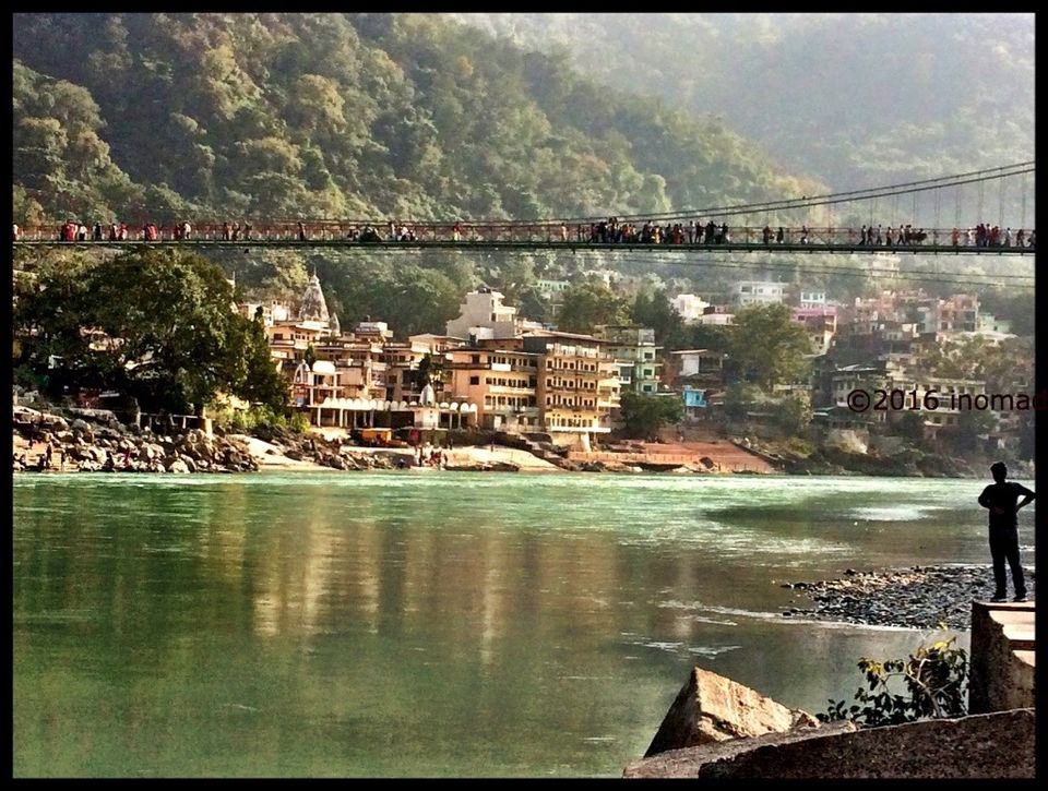 Photos of Haridwar and Rishikesh India: Another perspective 1/1 by Piyush