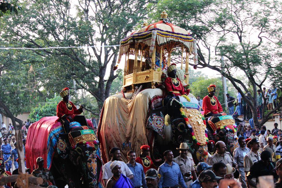 Photos of Dasara Jambusavari: - Extravaganza at its best 1/1 by Anil Kumar