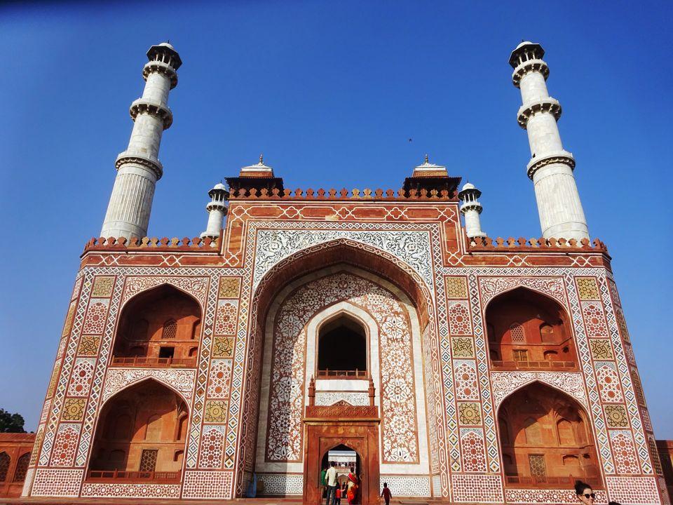 Photos of Sikandra, Agra, Uttar Pradesh, India 4/4 by Prahlad Raj