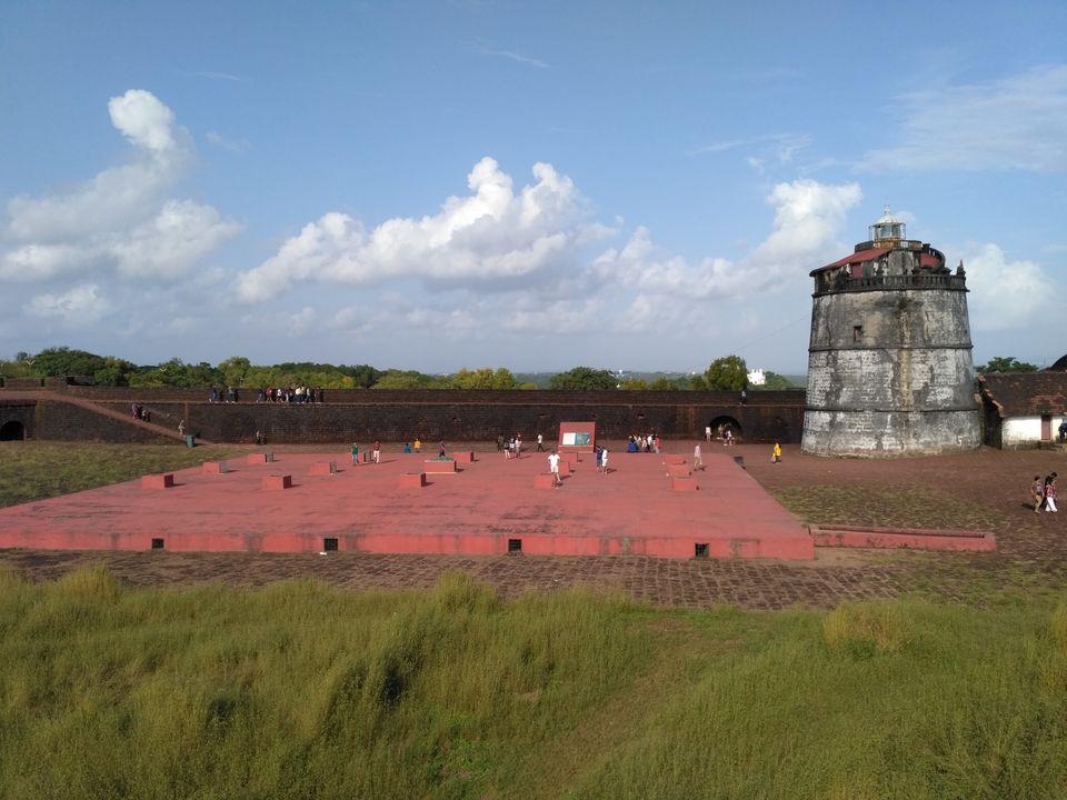 Photos of Aguada Fort, Candolim, Goa, India 1/1 by Prahlad Raj