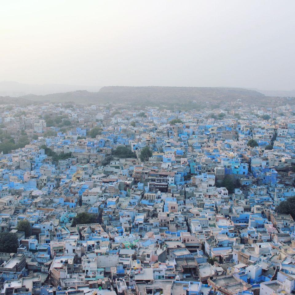 Photos of Exploring Jodhpur in 29 hours within ₹3000 1/1 by Pankaj Chavan