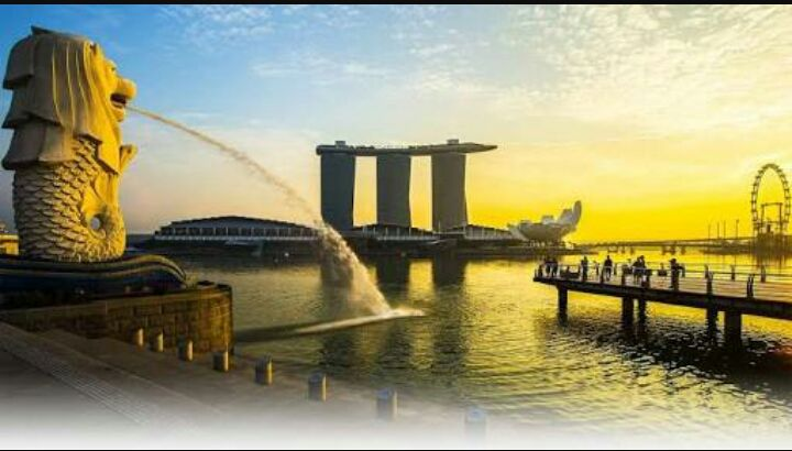 Photos of Singapore: Fun,Food & Universal 1/1 by Priya Parashar