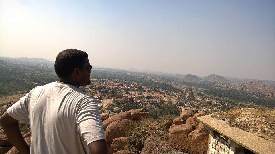 Photos of Hampi - A Pilgrimage.                           The Blessing of Tungabhadra !!! 1/1 by Bonny John