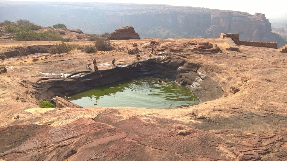 Photos of Badami ... The Masterpiece by Chalukyas   1/1 by Bonny John