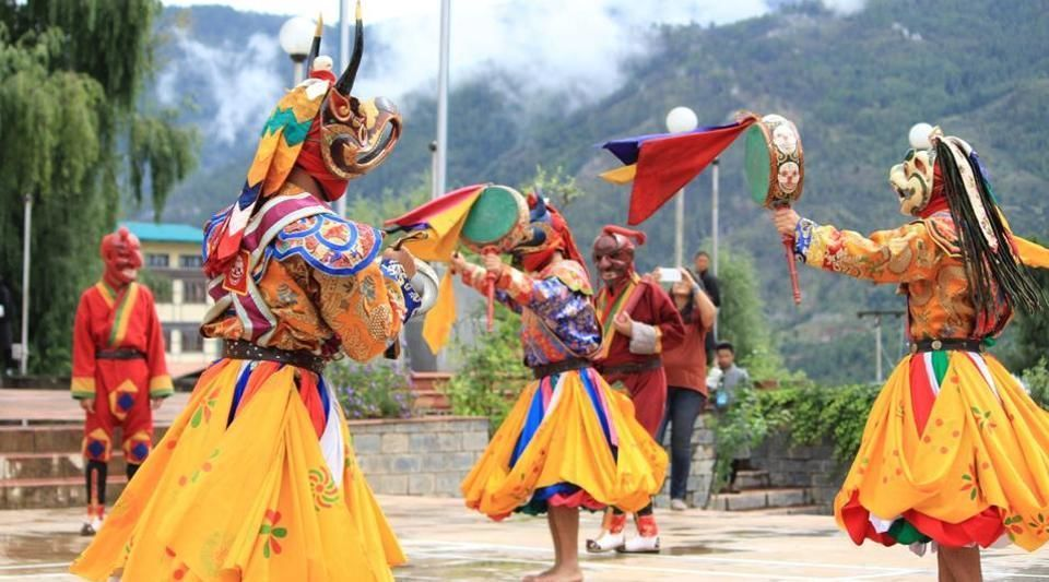 Photos of In The Land Of Happiness, Bhutan 1/1 by Saumiabee