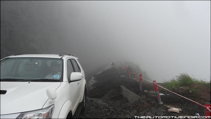 Photos of This is not me in the car. I have taken it from google.. But this was exactly the way I enjoyed Munnar. Yes, the roads you see behind were not the same, the tarmac is very clean set there.. !! I missed out images due to my phone change.. Apologies !! 1/1 by Travel Fanatic