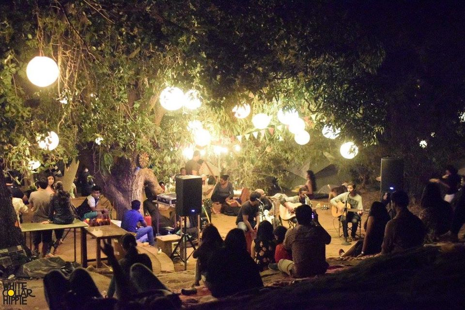 Photos of Camp Under The Stars With Bonfire And BBQ At This Camp Site Less Than Two Hours From Mumbai 1/1 by Tanishka Goel