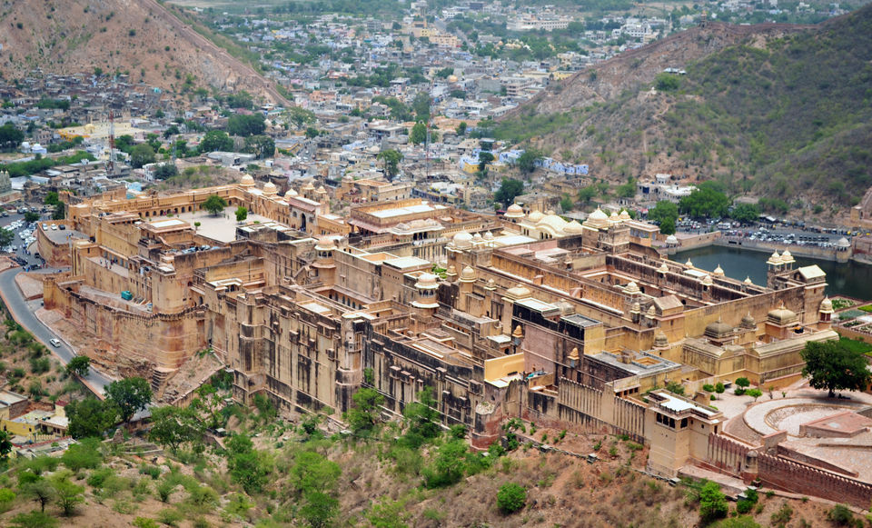 Photos of Everything you should visit on your travel to the pink city – Jaipur Part 1 1/1 by Saikat Mazumdar