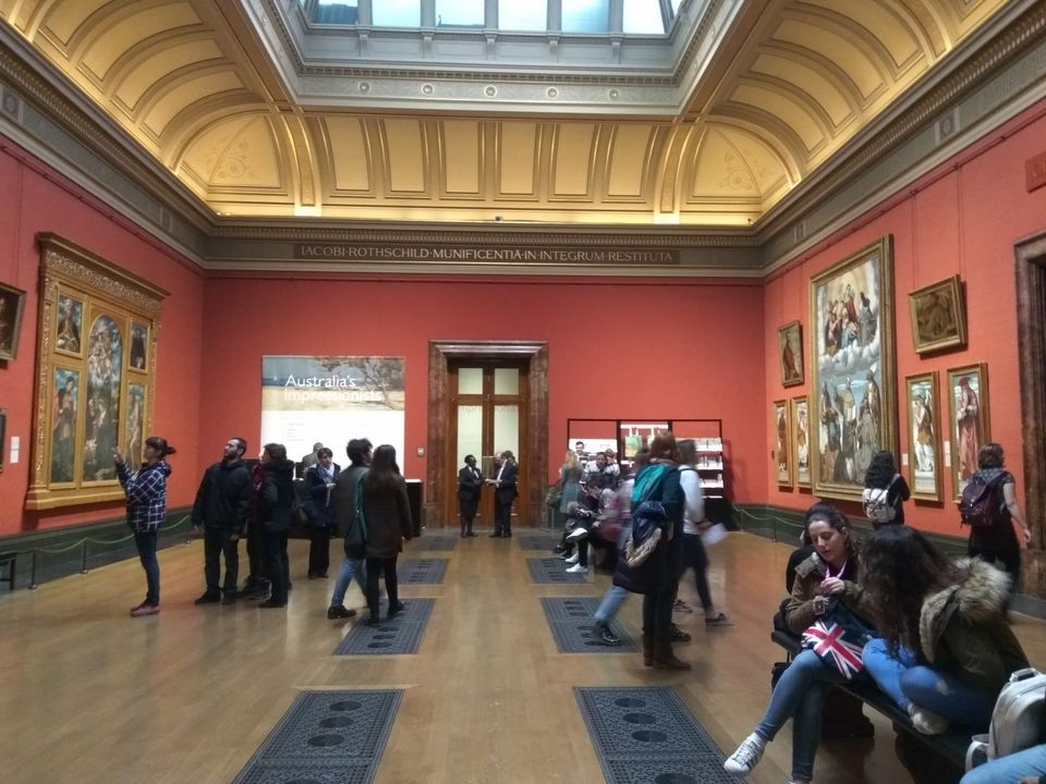 Photos of The National Gallery,London 1/1 by Sudeep  Chatterjee