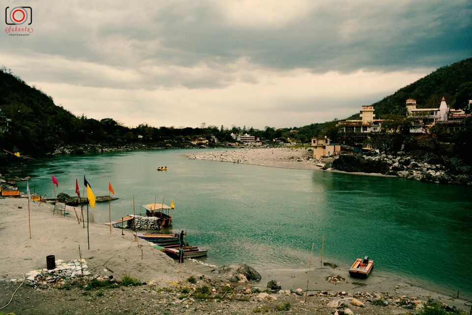 Photos of RISHIKESH - THE PLACE IS NOTHING TO SAY 1/1 by Sukanta Maity