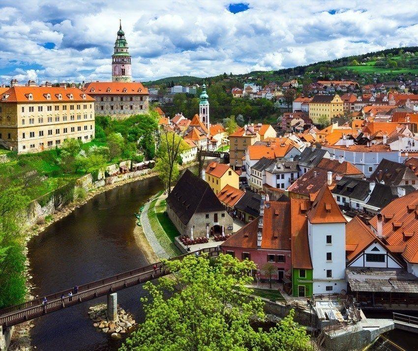 Photos of Český Krumlov, Czech Republic 1/1 by Himanshu Kapoor