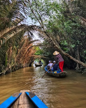 A Day On The Mekong Delta!