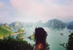 Solo Backpacking Debutante. Vietnam Voyage.