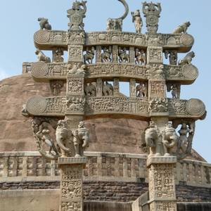 History comes alive...SANCHI AND UDAIGIRI