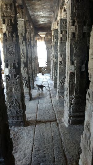 Lepakshi – A Hidden Treasure