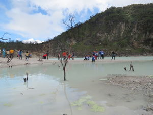 Camping at Ranca Upas and visit Kawah Putih