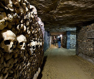 The Catacombs 1/2 by Tripoto