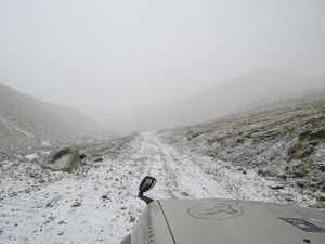 Mana Pass - Highest Motorable Road In The World At 18,399 Feet!