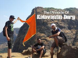 Pinnacle Of Kalavantin Durg