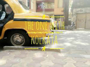 When Kolkata called me.