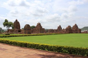 Pattadakkal - Red town of Chalukyans