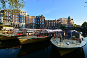 Amsterdam, Noordwijk, Bruges and Antwerp - Making most of a business trip