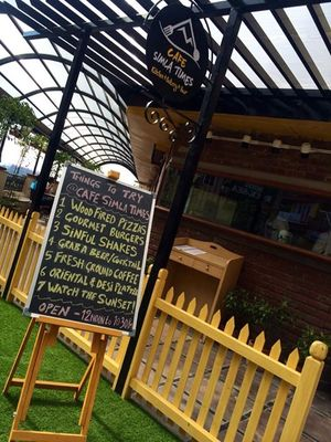 Cafe Simla Times 1/1 by Tripoto