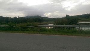 Monsoon bike ride in Chickmagalur