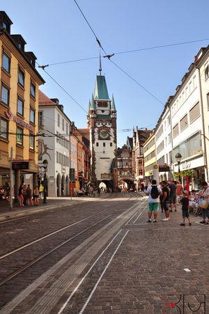 Freiburg im Breisgau: Music for eyes!