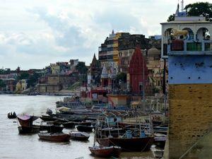 Varanasi:A Microcosm of India