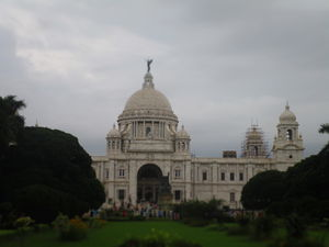 Kolkata-The then modern city