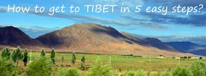How to plan a trip to Tibet in 5 easy steps