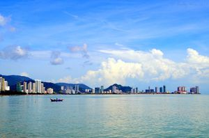 Visit to Penang, The City of Art, Street Food, and Urban Forest!!