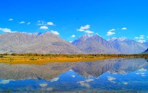 Nubra Valley: Turgidity of Ladakh's landscape!