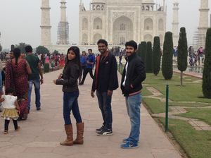 Exhilarating Road Trip to The City of Taj