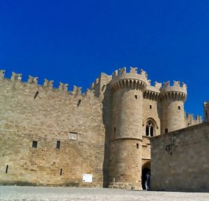Medieval cities, fortresses and castles in Greece
