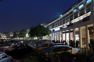 From February, You Are Banned From Taking Your Car To Connaught Place's Inner Circle