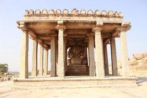 Magic in Monuments - Hampi and around