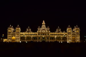 City walk: Mysore