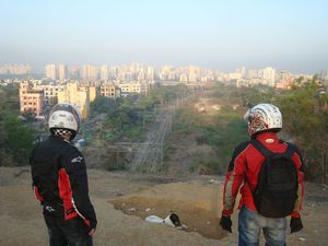 Finding places of solitude in Bombay in under Rs. 500