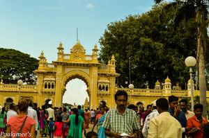 Deep within the Nilgiris.. Ooty via Mysore !!
