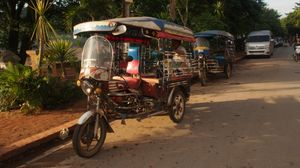 Courting Adventure In Laos: Backpacking Tales