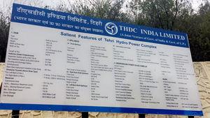 Tehri Dam Road 1/26 by Tripoto