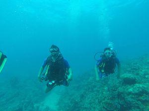 Scuba Diving in Andamans