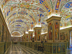Vatican Museums 1/3 by Tripoto
