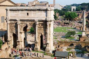 Rome: A Historical Tour