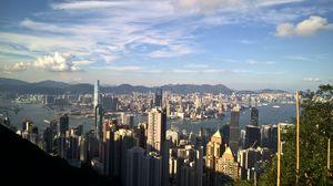 Work And Fun At Hong Kong!