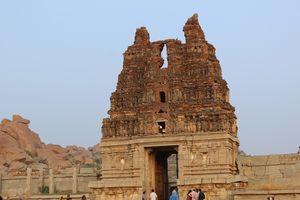 Hampi- a morsel for Vijayanagara empire