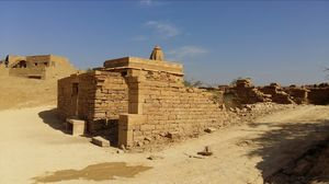 Kuldhara - A cursed village